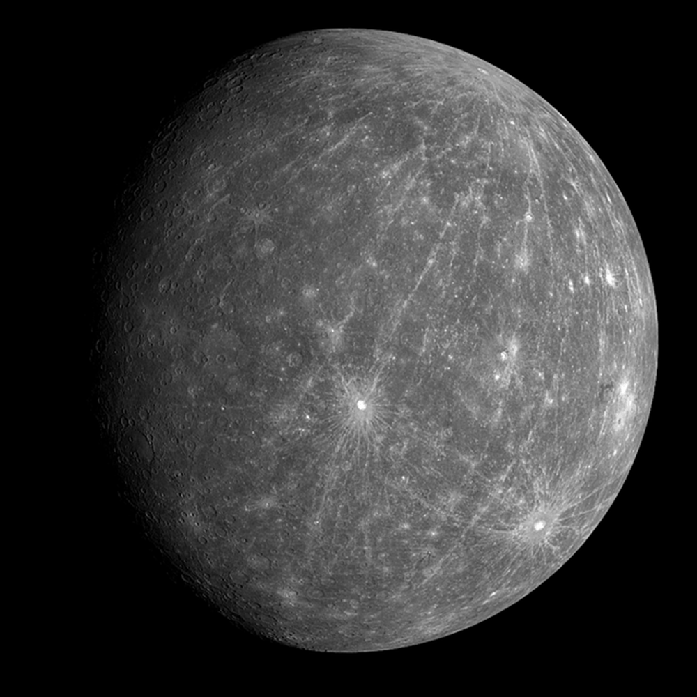 How Long Does It Take For Mercury To Rotate