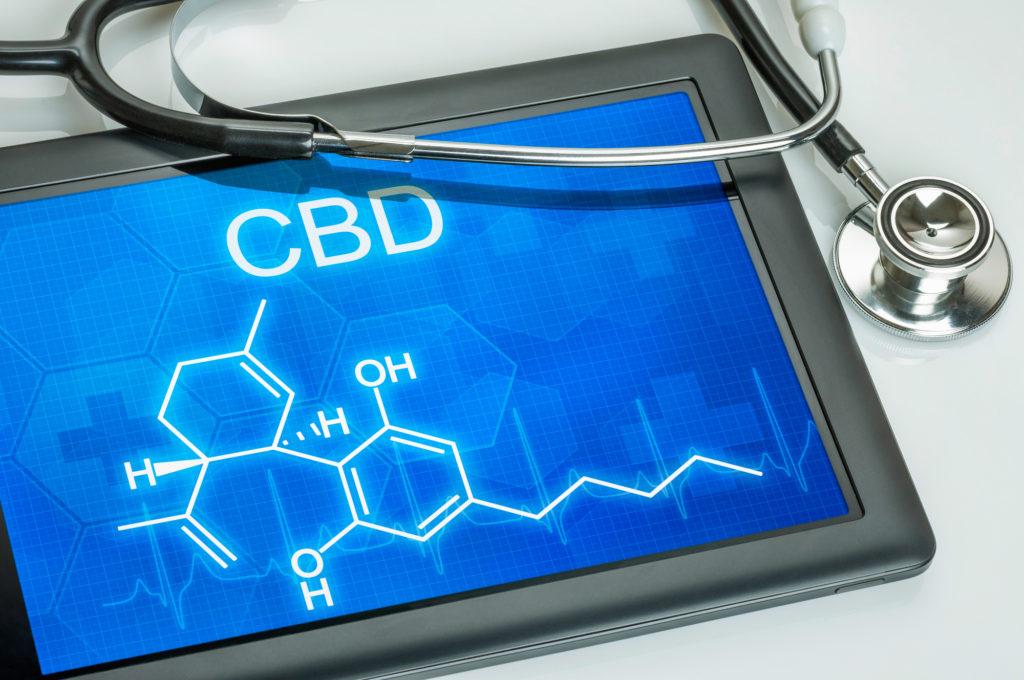 CBD tablet
