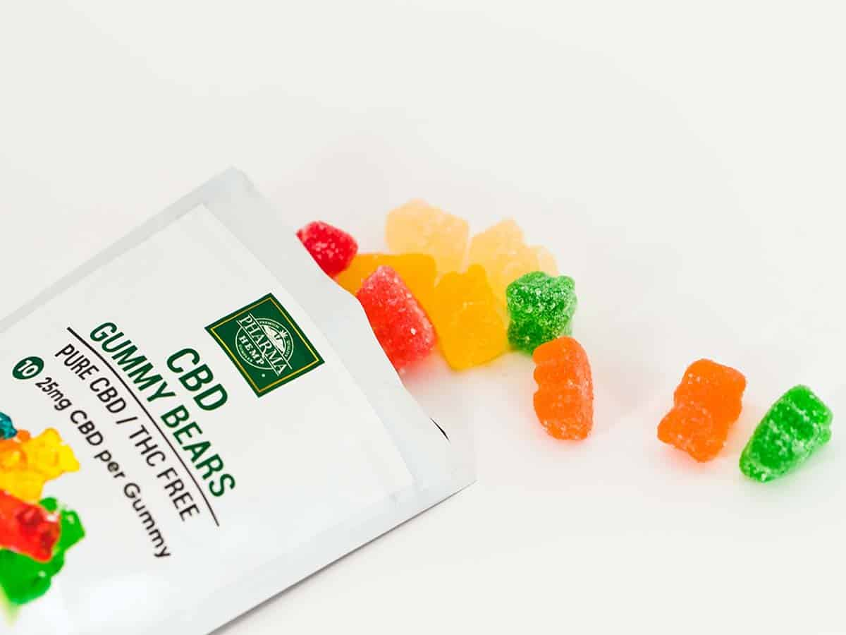 5 Reasons To Try CBD Candies Today