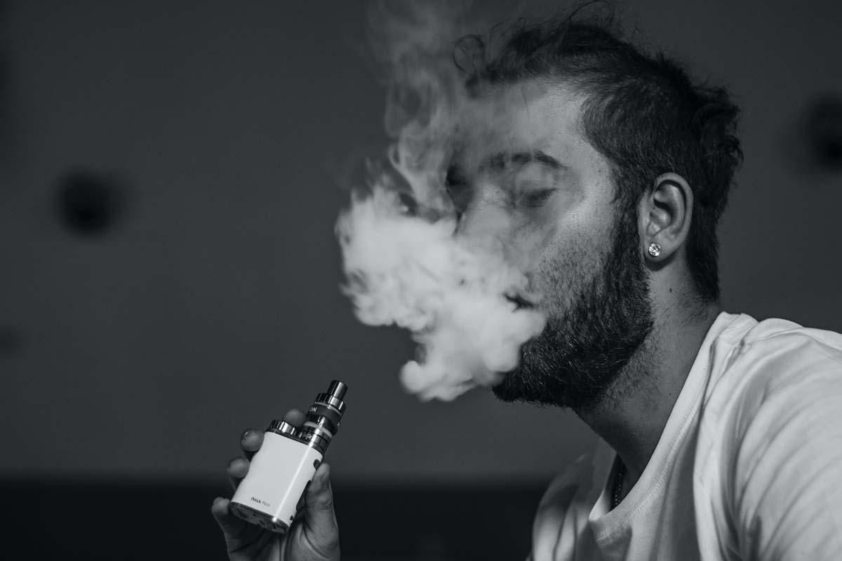 Vaping As A Modern Trend Or An Addictive Habit