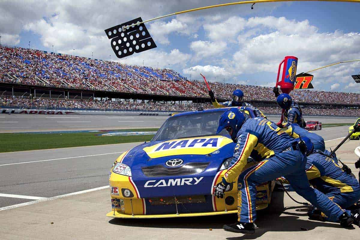 F1 Drivers Who Took A Shot at Making It in NASCAR