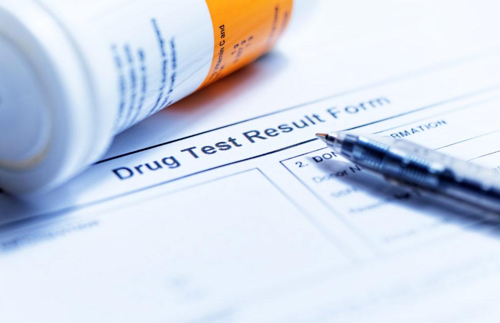 drug test forms