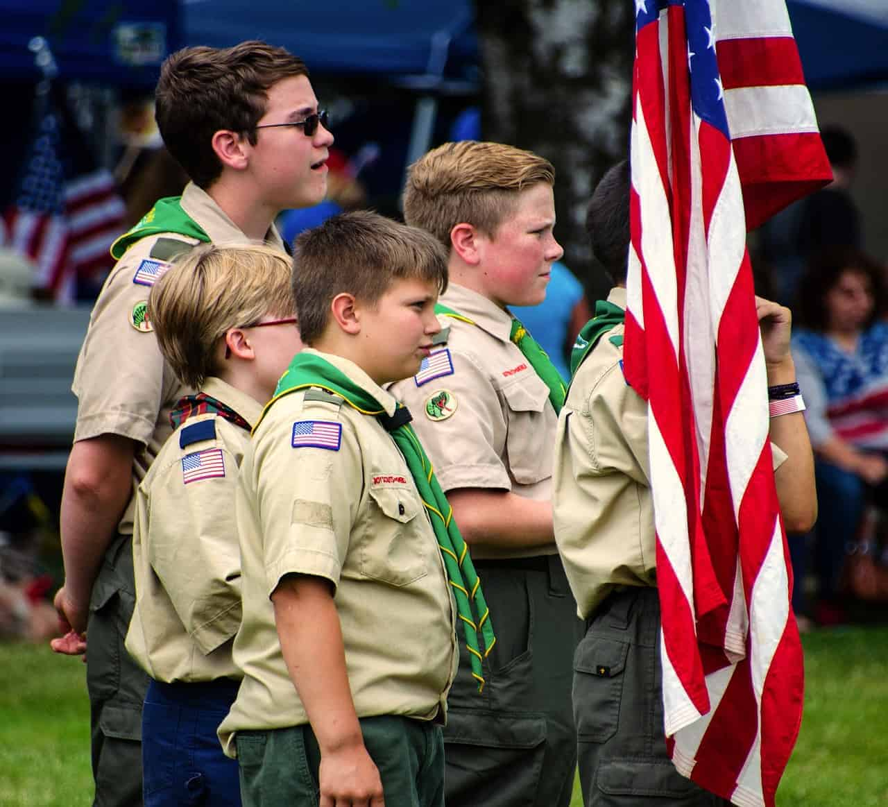 Boy Scouts Of America Prepare For Barrage Of Abuse Lawsuits