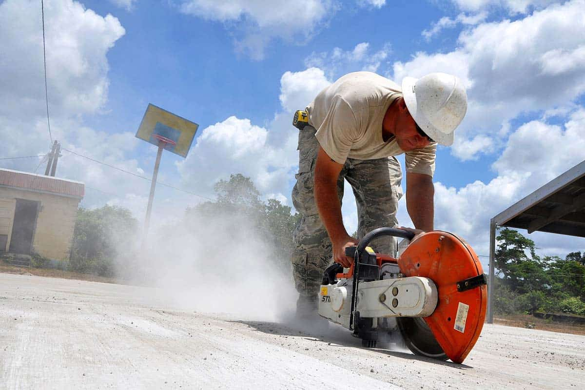 Spotting Faulty Concrete Installations