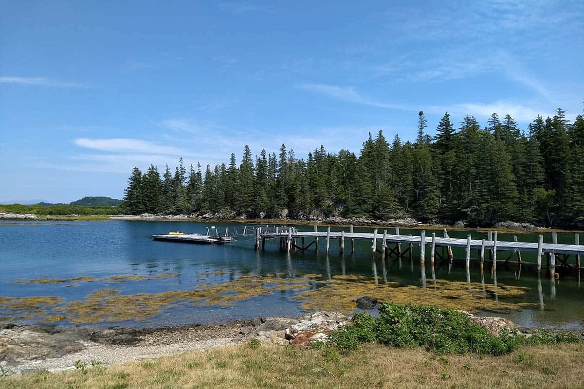 Beautiful Lakes In Maine For Boating