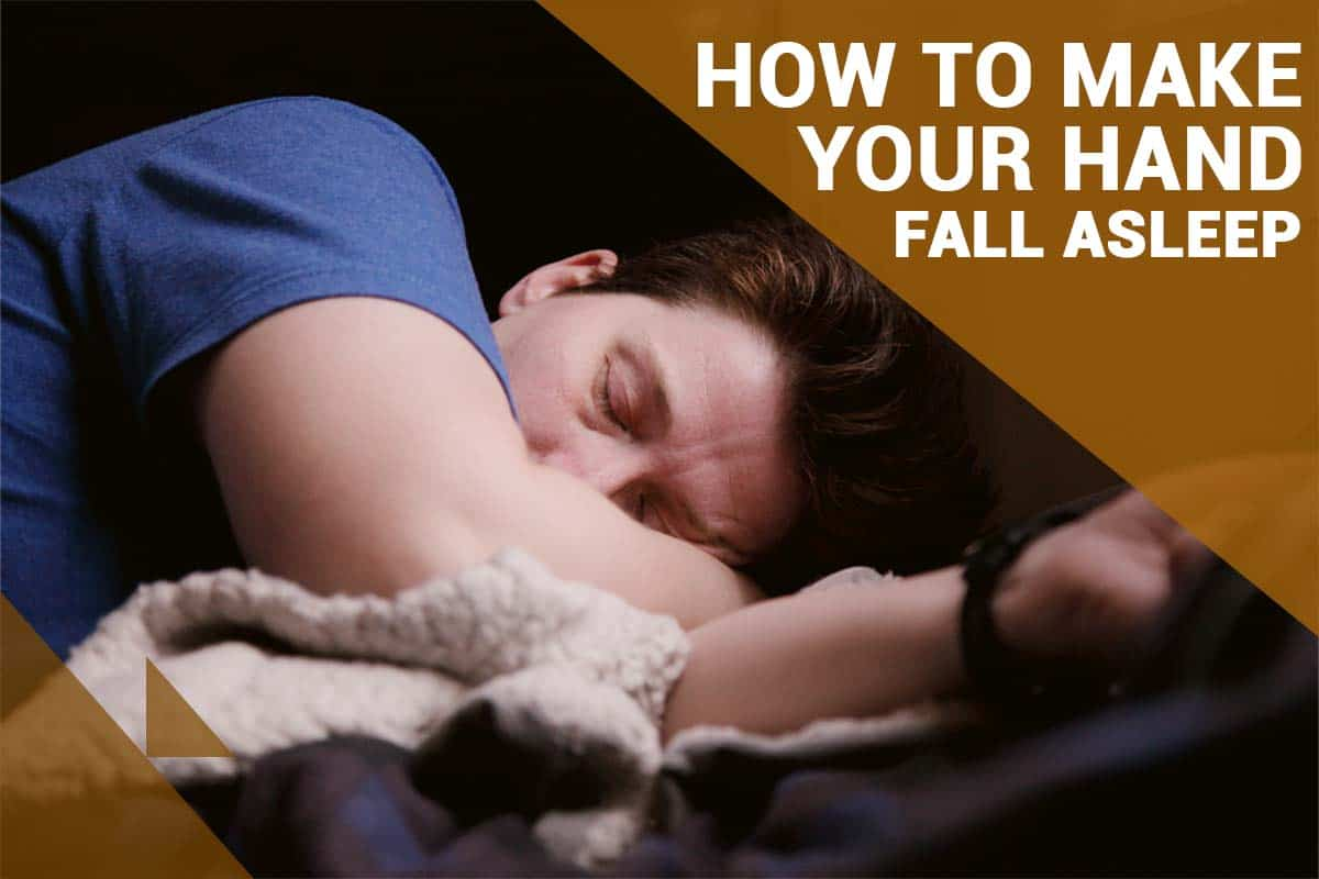 How To Make Your Hand Fall Asleep: A Shocking Revelation