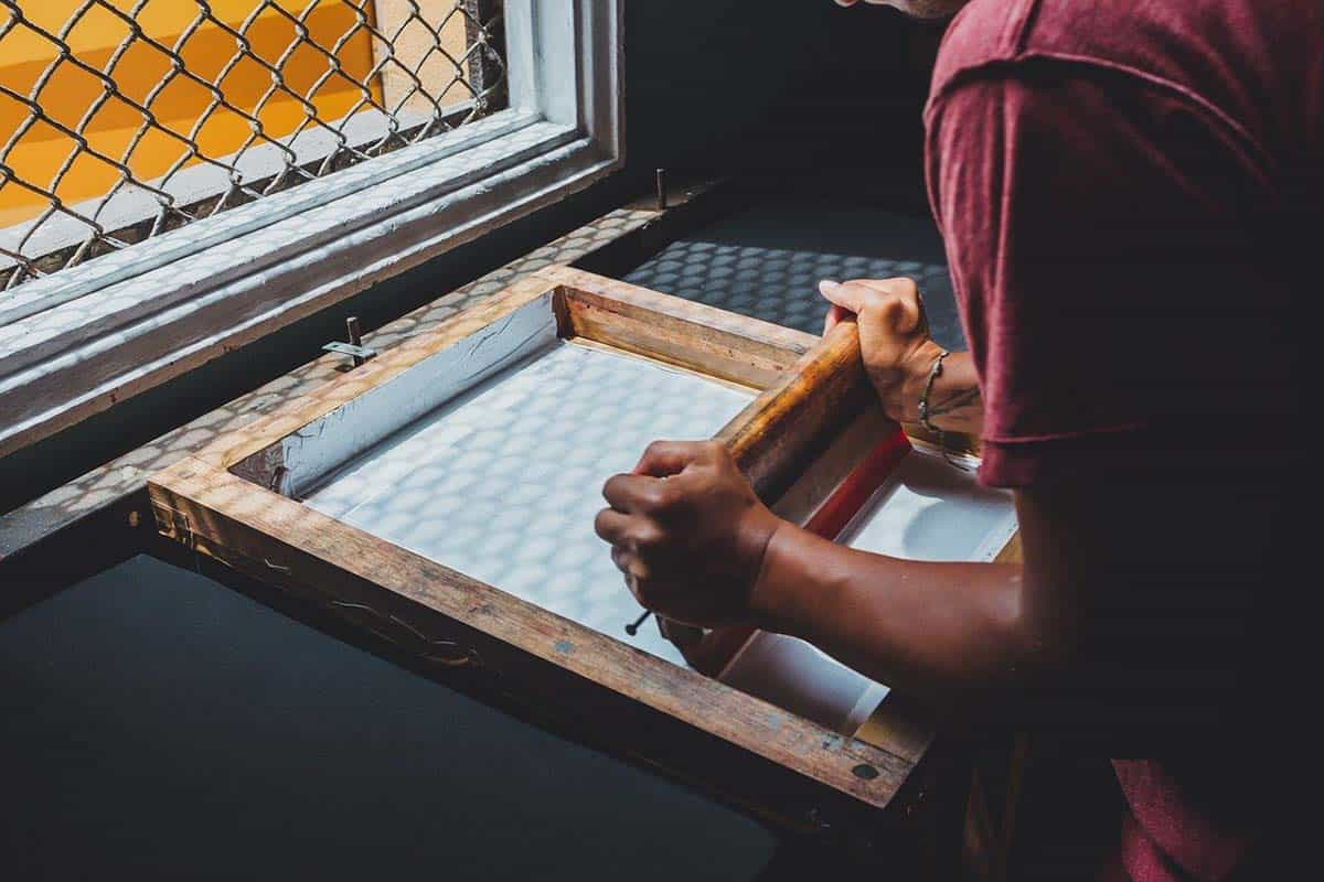 Common Screen Printing Problems And How To Get Over Them