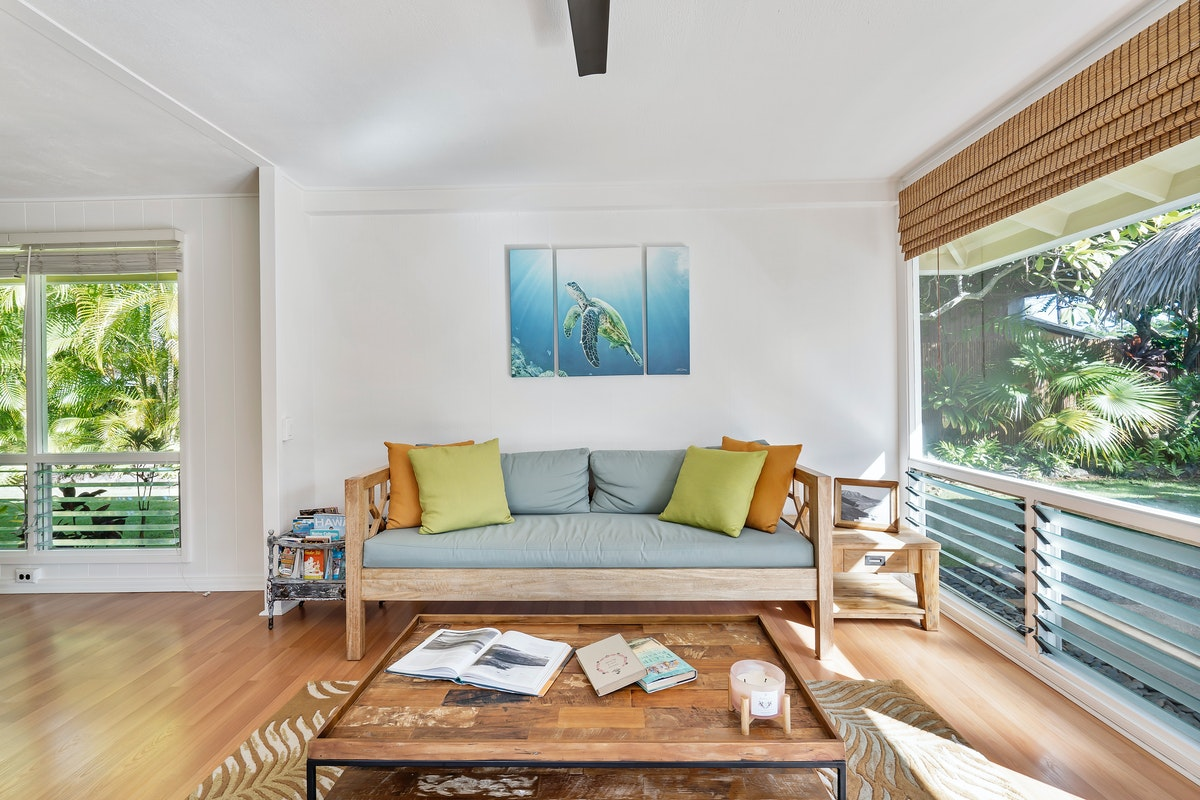 7 Cool Ideas For An Eco-Friendly Family Living Room
