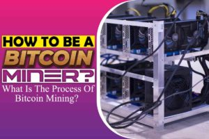 How to be a bitcoin miner